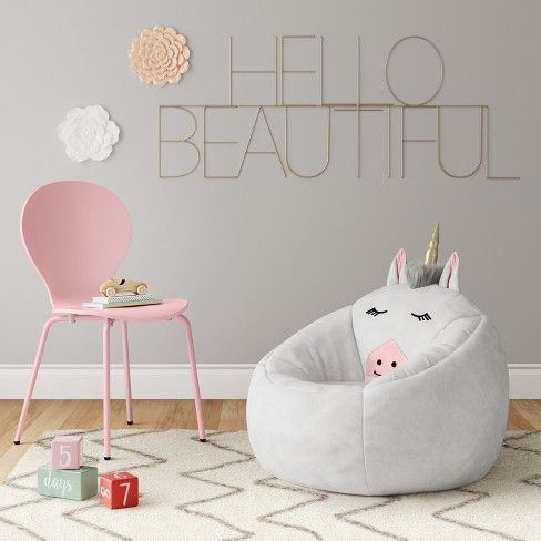 Superb Character Bean Bag Chair Pillowfort Target In 2019 Machost Co Dining Chair Design Ideas Machostcouk