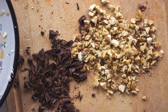 Schoko-Kaffee-Cookies