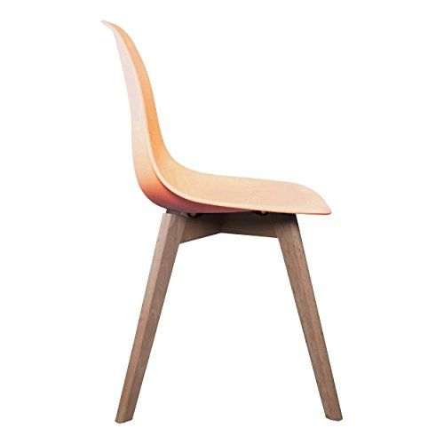The Home Deco Factory Chaise Scandinave Coque Pp Plastique Chaise Scandinave Chaise Mobilier De Salon