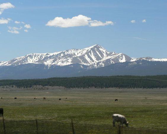 Mount Elbert   Summit in Colorado