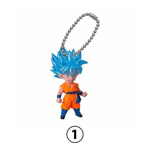 Jaco UDM Burst 11 Dragon Ball Gashapon Keychain