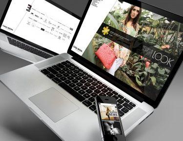 Responsive Webdesign für CASA MODA.