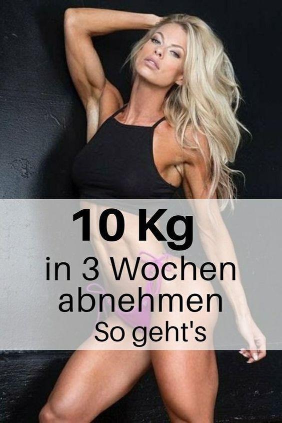 Diäten zum schnellen Abnehmen von 10 kg in 7 Tagen
