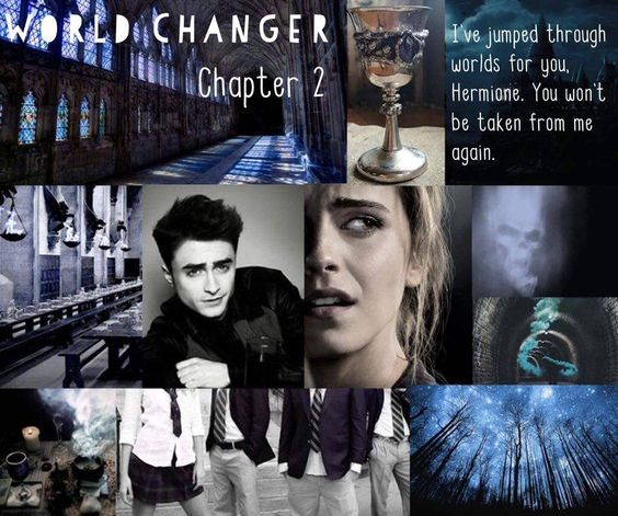 World Changer - Chapter 2 - Ariel_Riddle - Harry Potter