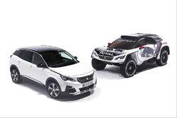 Peugeot presenta su nuevo 3008 DKR para el Dakar - Dakar Noticias