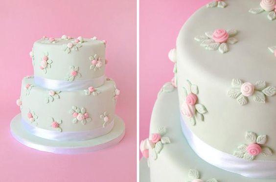 Maria's Christening Cake