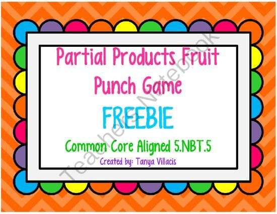 Fun Partial Products Worksheets fun partial products worksheets – Partial Products Worksheets