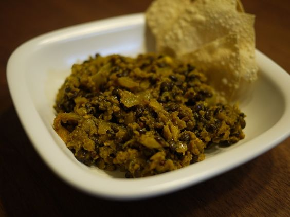 【前菜にもメインにも!】レンズ豆のカレー | 美肌レシピ