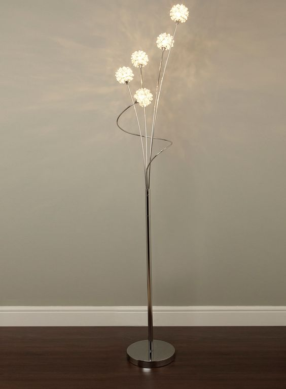 Bhs Lighting Floor Lamps: Zelia Floor Lamp - floor lamps - Lighting - BHS,Lighting