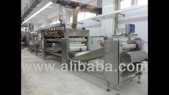 Máquina de producción de filo pasteleria baklava, (tipo extrusora) baklava yufka makinasi - Identificación del producto : 155205251 - m.spanish.alibaba.com