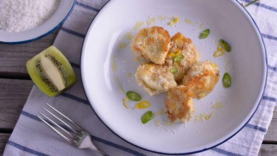 Receta | Gnocchi de ricotta con frutas - canalcocina.es