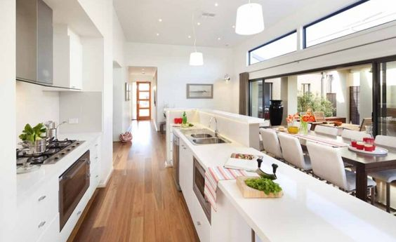 Sierra   Simonds Homes #interiordesign | SIMONDS // Kitchen | Pinterest |  Kitchens, House And Town House