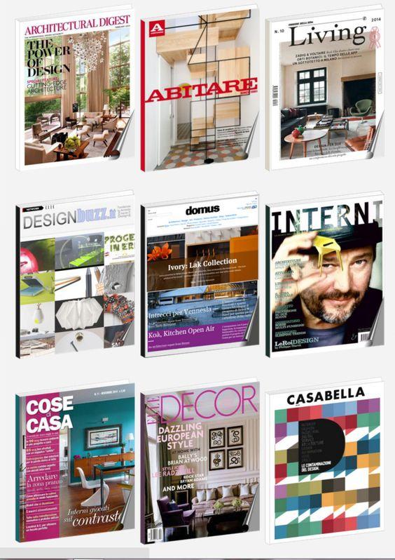 Sai che puoi #leggere online delle #riviste di #arredamento #gratuitamente? #arredabook ha creato una selezione delle migliori per te, buona lettura!  SFOGLIALE DA QUI>>> http://www.arredabook.it/sfoglia-le-riviste.html