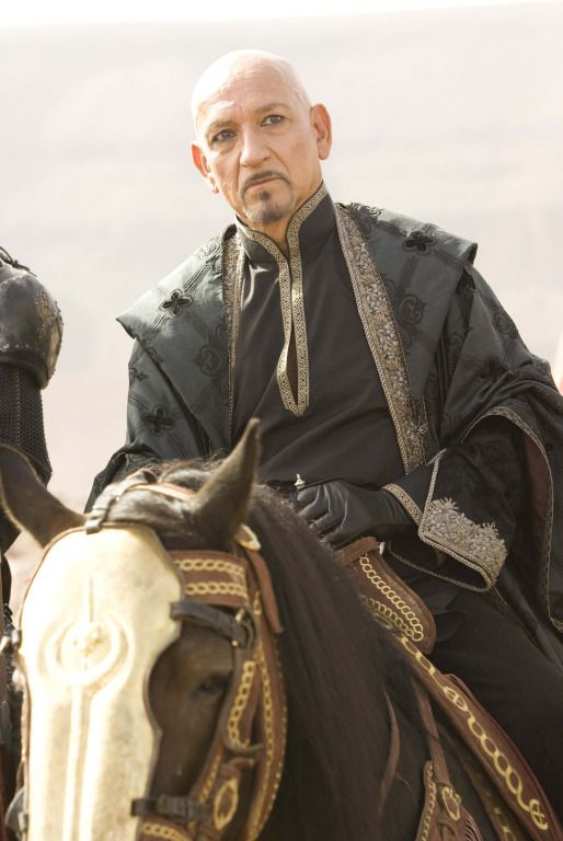 Nizam - Ben Kingsley in Prince of Persia: The Sands of Time (2010).