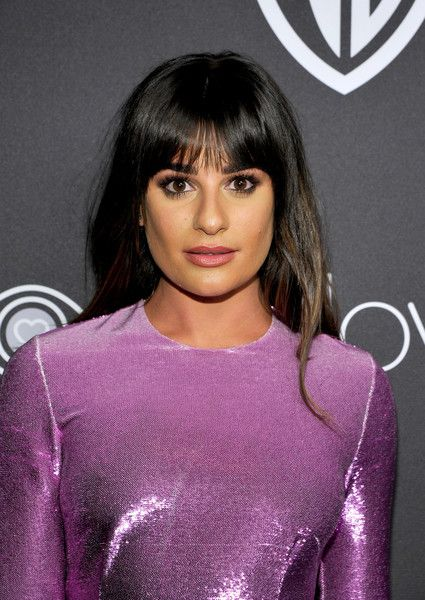 Actress Lea Michele attends the 2017 InStyle and Warner Bros. 73rd Annual Golden Globe Awards Post-Party.