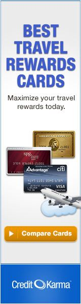 credit card miles blog
