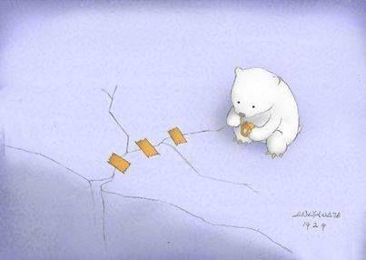 Die Globale Erwärmung in einem Bild on http://www.drlima.net