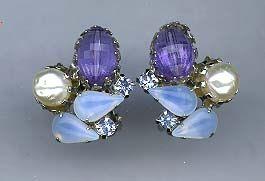 1950's costume jewelry