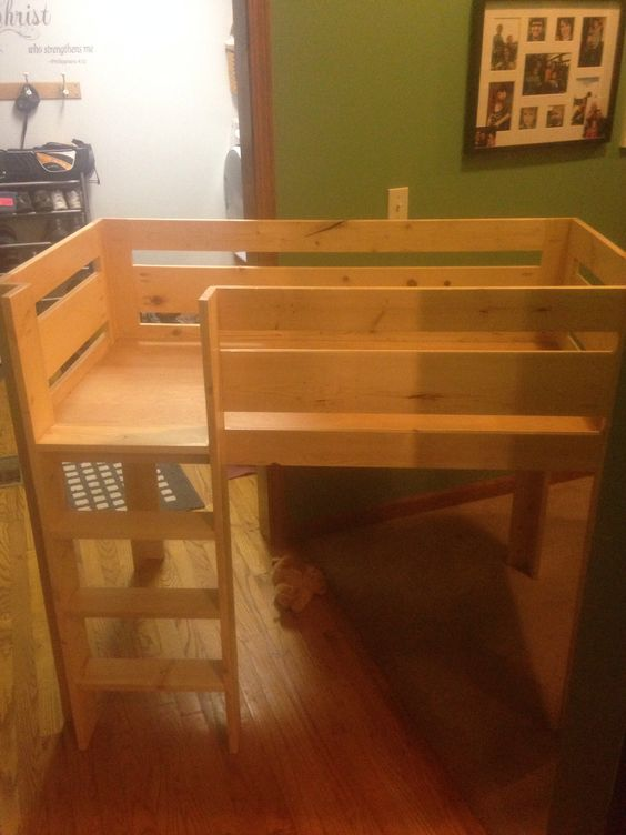 Toddler Loft Bed