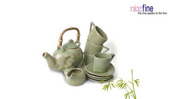 450rb Tea Set | Nicefine