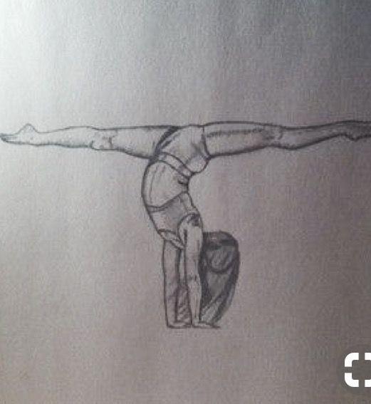 Easy To Draw Hard To Do Disegno Di Ballerina Schizzi Schizzi D Arte