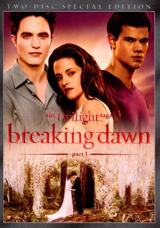 The Twilight Saga Breaking Dawn Part 2 2 Discs Dvd 2012