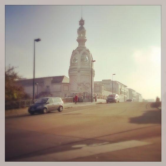 Tour Lu, Nantes, France