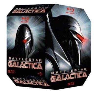Battlestar Galactica - L'intégrale Blu-ray
