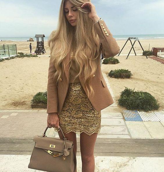 #beachblonde я человек БЕЖ ❤️ #ничегонемогуссобойподелать #langeblanc #skirt