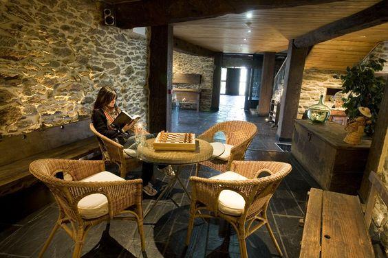 Decoracion Rustica Moderna ~ Decoraci?n r?stica, moderna, elegante #Hotel Rural en Venta en