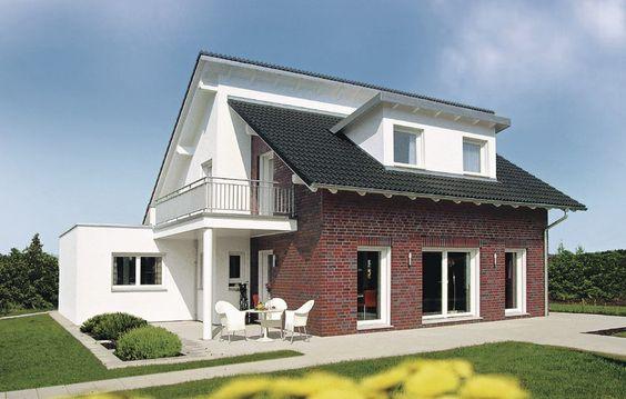 weberhaus pultdach versetzt wohnen mit genug platz f r. Black Bedroom Furniture Sets. Home Design Ideas