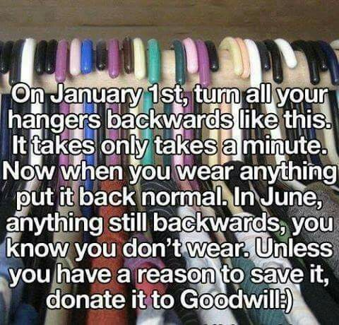 Good idea...it scares me to think of how many things will still be backwards.