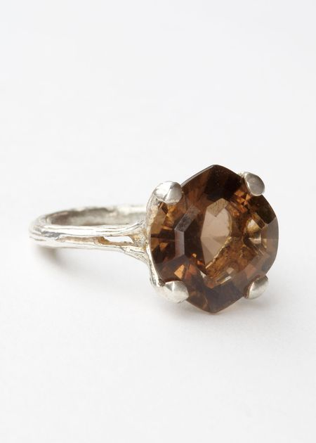 Topaz Sunset Ring | Rodale's