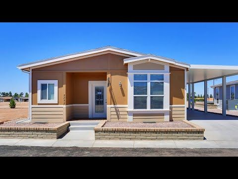 Absolutely Beautiful American Freedom 2848pc Manufactured Home By Champion Homes Youtube Park Model Homes Manufactured Home Model Homes