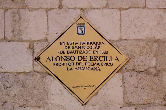 Iglesia de San Nicolás.- Travesía Del Biombo (Madrid)