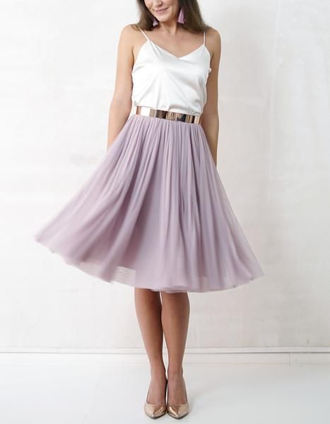 Constant Love Tull Rock Kurz Altrosa Tullrock Outfits Hochzeitsgast Trauzeugin Kleid