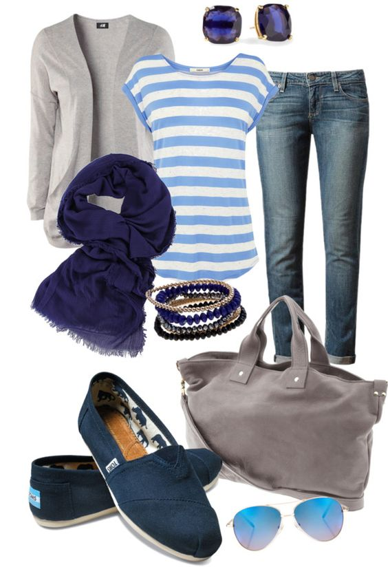"""the blues"" by lisa-furry ❤ liked on Polyvore"