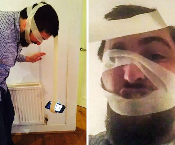 22 απίστευτες φωτογραφίες που δείχνει τι γίνεται όταν οι άντρες πάρουν στα χέρια τους μια κάμερα (Μέρος 2ο)