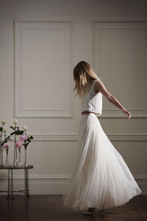 Needle & Thread's Debut Bridal Range! · Rock n Roll Bride