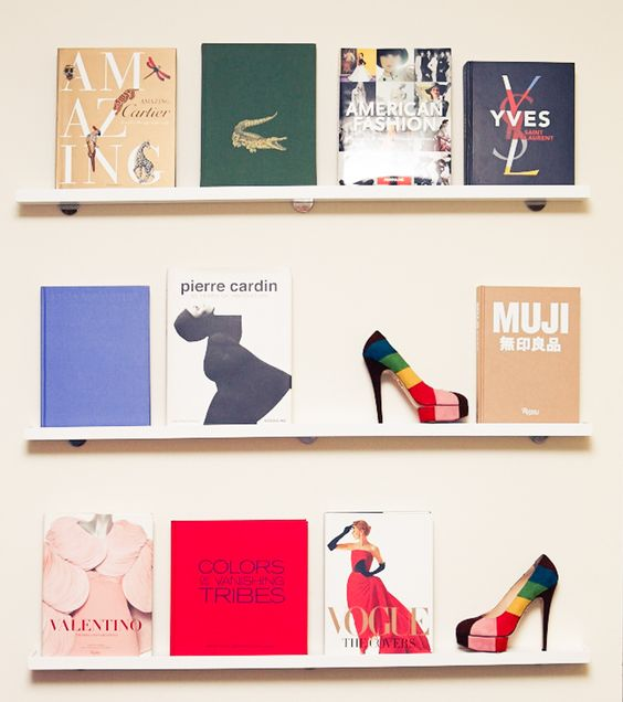 Reading rainbow. www.thecoveteur.com/blair-eadie