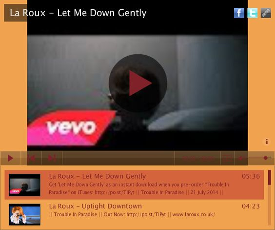LA ROUX - www.orkult.net - TubeSnack