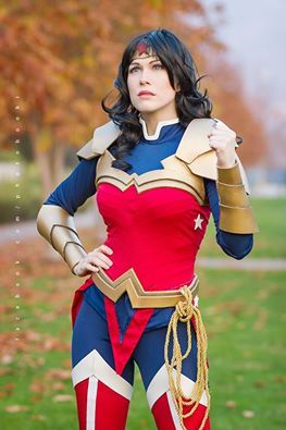 Wonder Woman After Convergence I did this costume for the last Chile Comic-Con PH: @photobooki