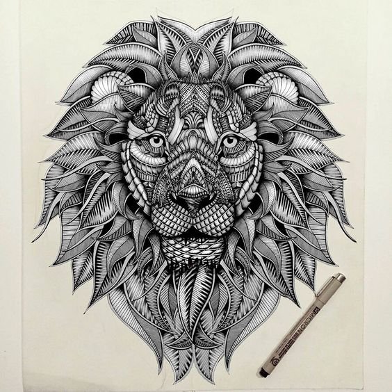 17 best images about tatouage project lion. Black Bedroom Furniture Sets. Home Design Ideas