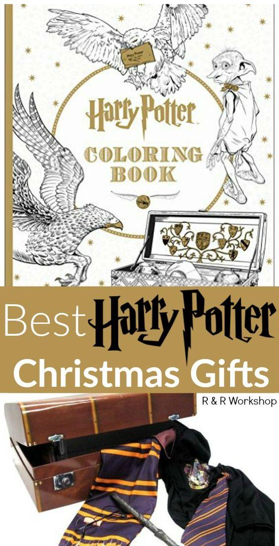 Ideas for christmas christmas gift ideas and the o 39 jays for Harry potter christmas present ideas