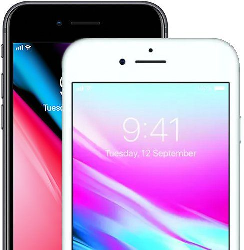 Free Iphone 8 64gb 3 Colors W New At T Line At T Wireless