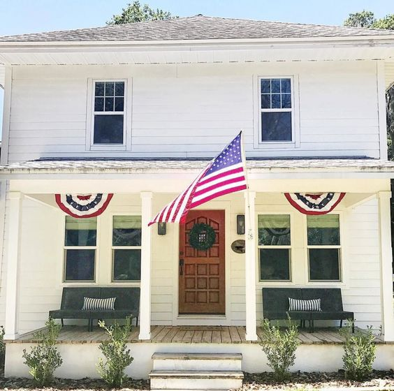 Modern Farmhouse 4th of July