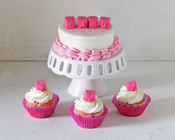 Wholeport Giveaway: Alphabet Blocks Chocolate Mold • CakeJournal.com: Birthday Celebration Cakes, Cakes And Cupcakes, Baby Blocks, Cake Decorations, Blocks Cake, Cake Decorating, Blocks Chocolate