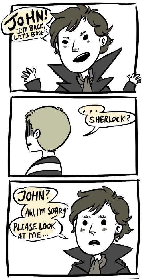 sherlock comics tumblr - Google Search