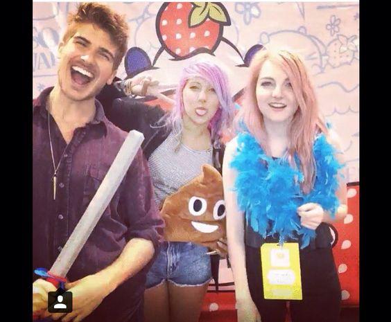Yammy Lizzie And Joey Ldshadowlady Pinterest