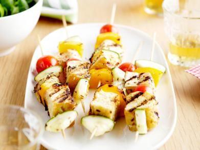 Kaas-groentespiesjes (Libelle Lekker!)